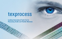 """Texprocess 2017"" exhibition in Frankfurt am Main"
